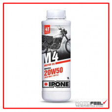 Aceite Ipone 20w50 mineral