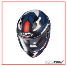 Casco HJC Elim I70 Azul/Rojo
