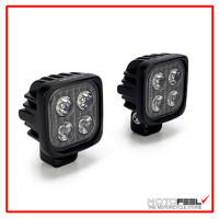 DENALI S4 2.0 TriOptic Kit de luces LED